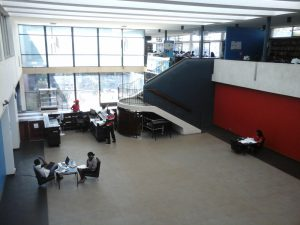 inside Harare City Library